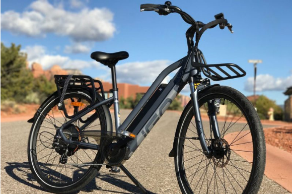 Balade en vélo électrique Barcelone - Barceloneta