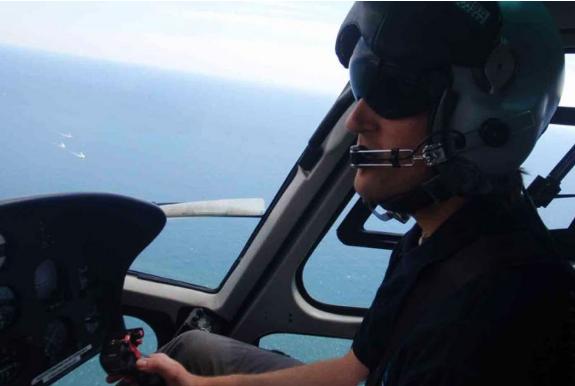 Vol en hélicoptère Barcelone