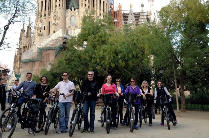 vélo électrique Barcelone