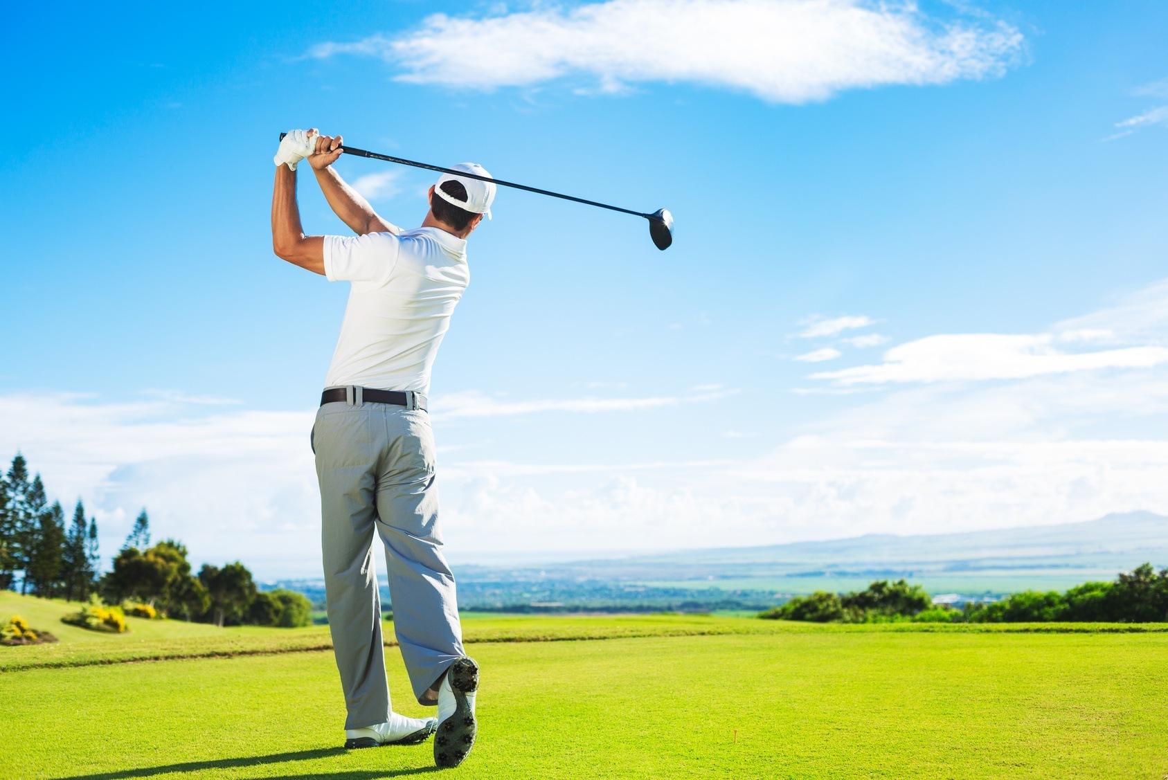 golf à Barcelone
