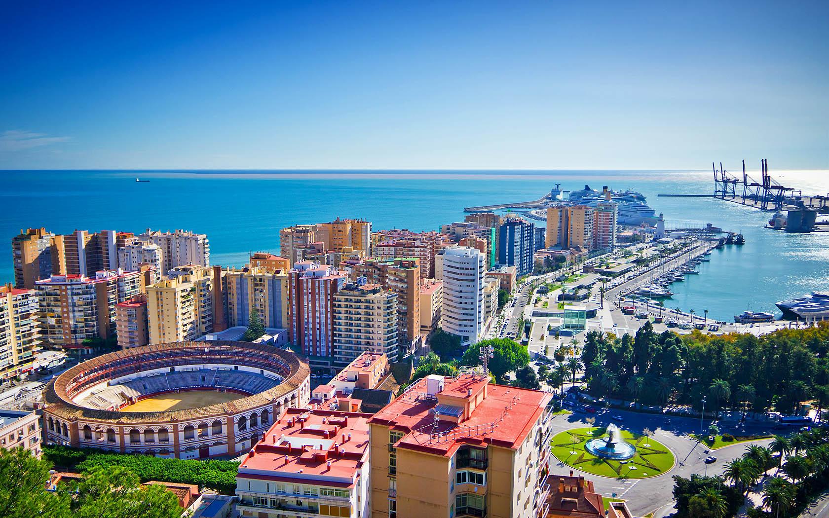 vacances à Malaga