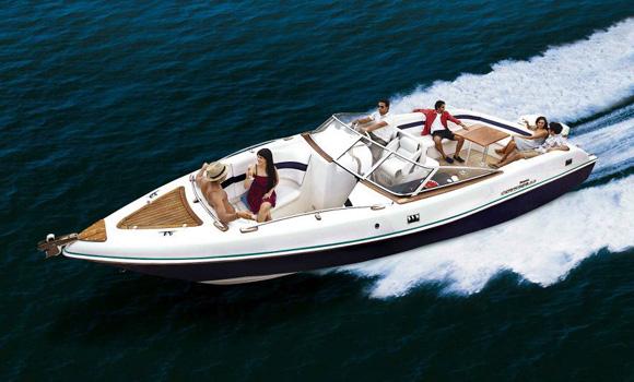 Speed Boat Barcelone