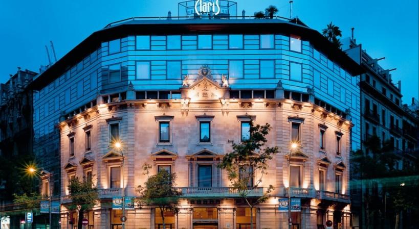 Hôtel Barcelone