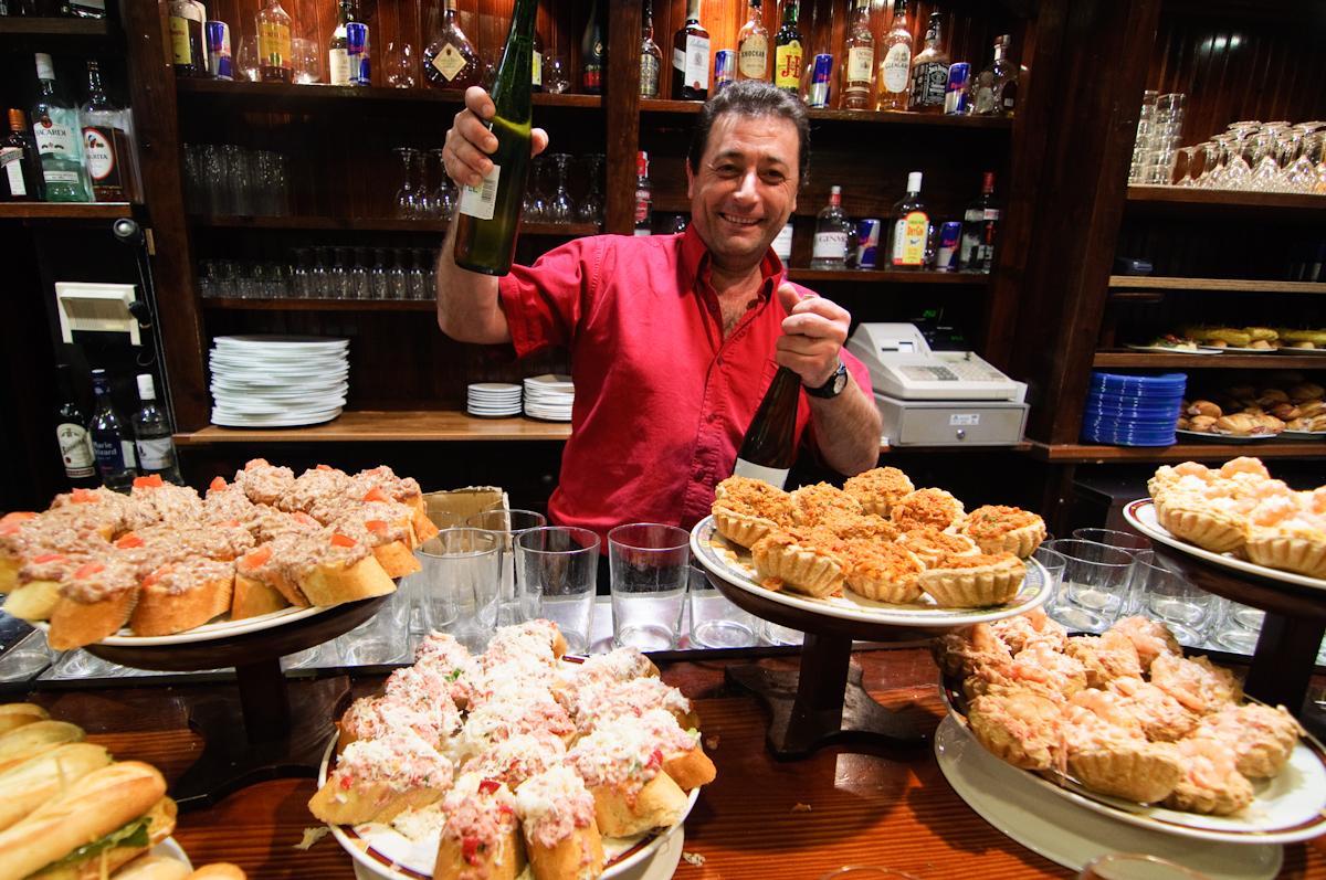 Bars à Barcelone